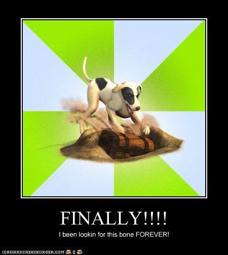 bone finally forever - 5307371264
