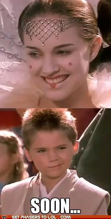 episode 1 Jake Lloyd natalie portman Phantom Menace SOON star wars
