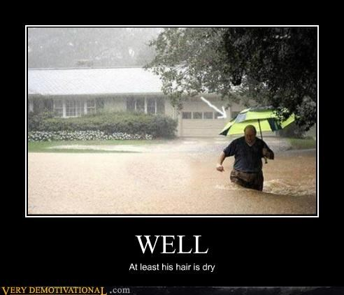 dry hair hilarious umbrella well - 5307786240
