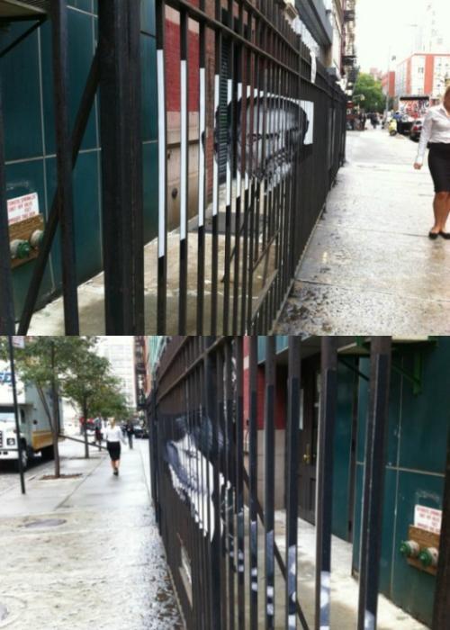 Fan Art new york portrait steve jobs Street Art tribute - 5308135936
