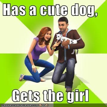 dogs girl guy - 5308271872