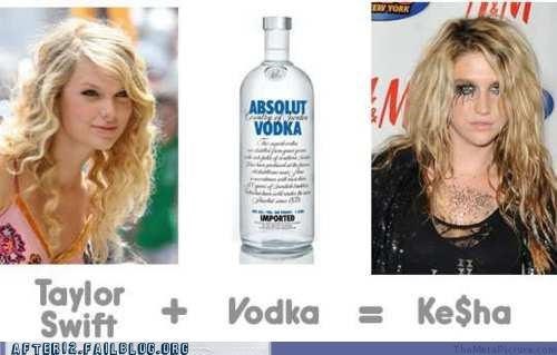 absolut keha kesha metamorphosis taylor swift transformation vodka - 5308427520