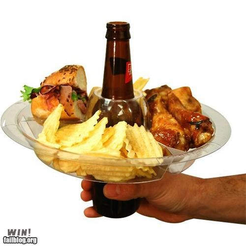 beer convenient design food junk food Party snacks - 5308468224