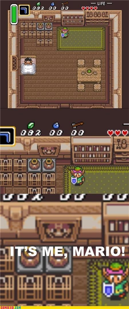 best of week hyrule link link to the past mario video games zelda - 5308470528