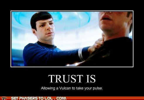 Captain Kirk chris pine Spock Star Trek Zachary Quinto - 5308589312