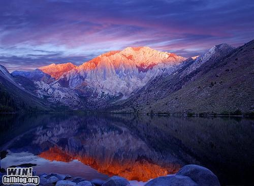 colors lake mother nature ftw mountain nature photography pretty colors reflection - 5308731904