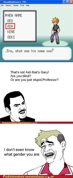 ash gary professor oak Rage Comics Reframe - 5309538816