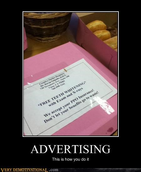 advertising awesome donuts Pure Awesome - 5310537728