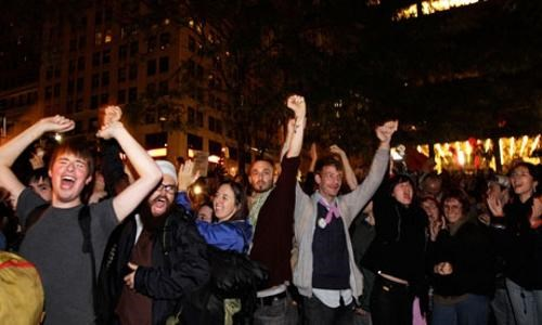 Brookfield Properties Follow Up Occupy Wall Street The 99 Percent Zuccotti Park - 5310646272
