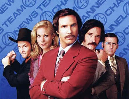 anchorman christina applegate paul rudd sequel Will Ferrell - 5311315456