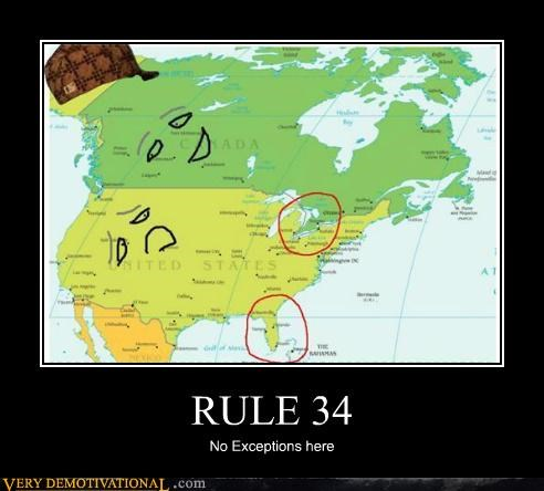 Canada,hilarious,no exceptions,Rule 34,scumbag,usa