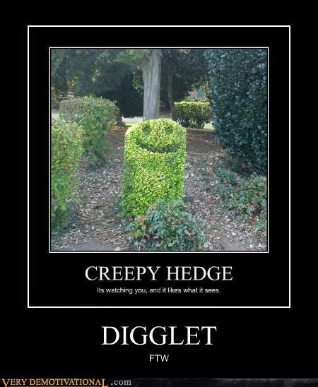 bush digglet FTW hilarious - 5311527936