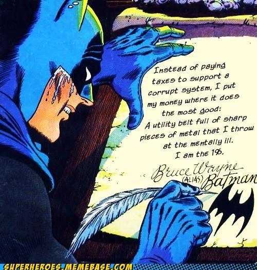 1 Awesome Art batman dr doom ozymandias politics - 5311584768
