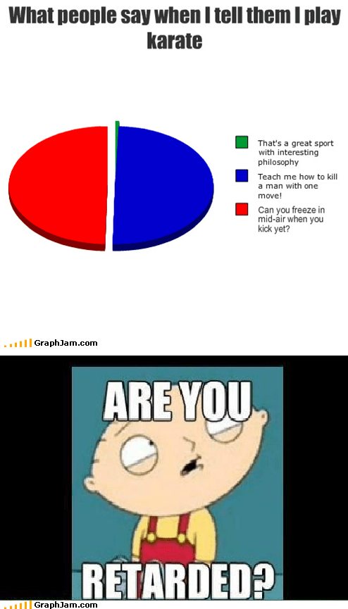 How People View Me karate Pie Chart word choice - 5311795712
