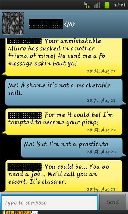 crush friends pimp prostitution - 5311869696