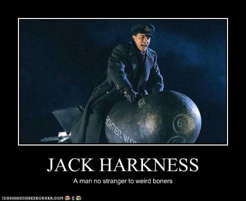 bomb,doctor who,Jack Harkness,john barrowman