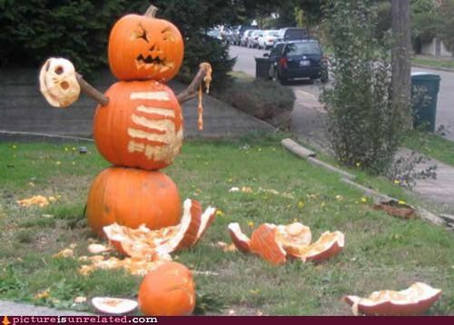 best of week creepy fatality pumpkins wtf - 5312454400