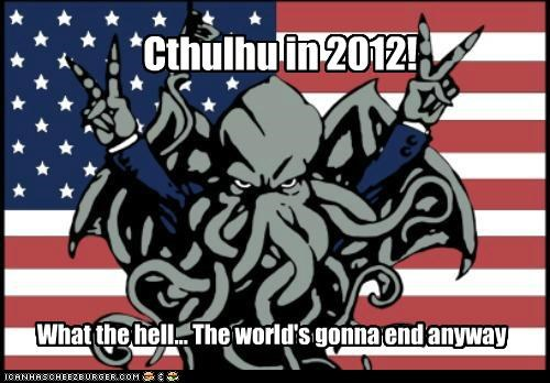 Cthulhu in 2012!
