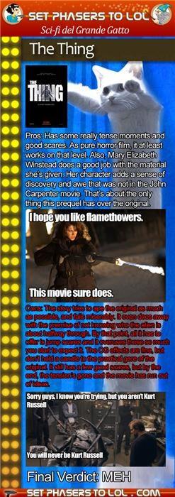 cinema john carpenter movies News and Reviews reviews The Thing - 5312750592