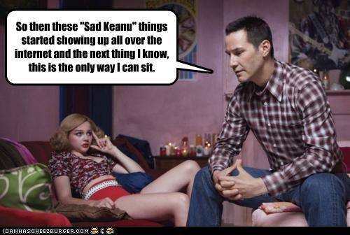internet keanu reeves Memes sad keanu sitting - 5312808704