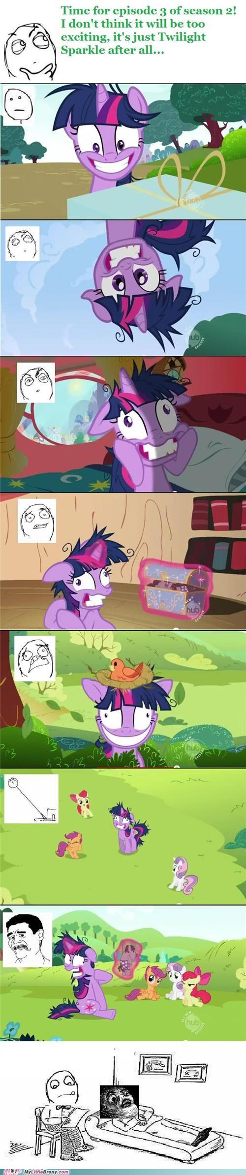 best of week comics pinkamena pinkie pie Rageface reactions twilight sparkle - 5314997760