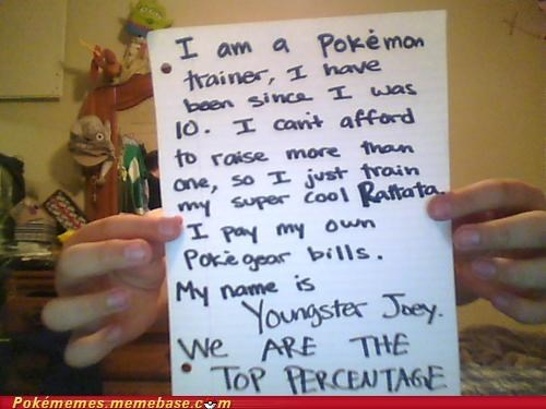 best of week,meme,Memes,Occupy Wall Street,rattata,top percentage,We Are The 99 Percent,youngster joey