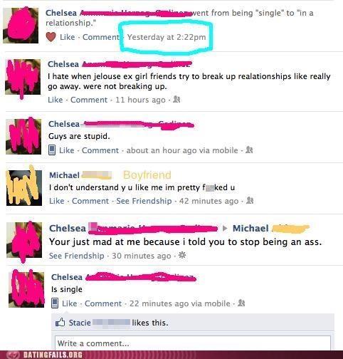 breaking up ex facebook grammar jealous We Are Dating - 5316627712