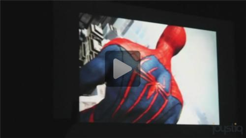 new york comic con,Spider-Man,the amazing spider-man,video game,video games