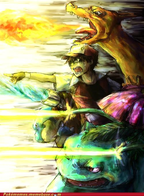 art,brawal,final smash,pokemon trainer,super smash bros