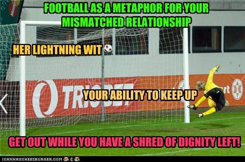 football love metaphor oops relationship soccer sports Up Next in Sports - 5317724672