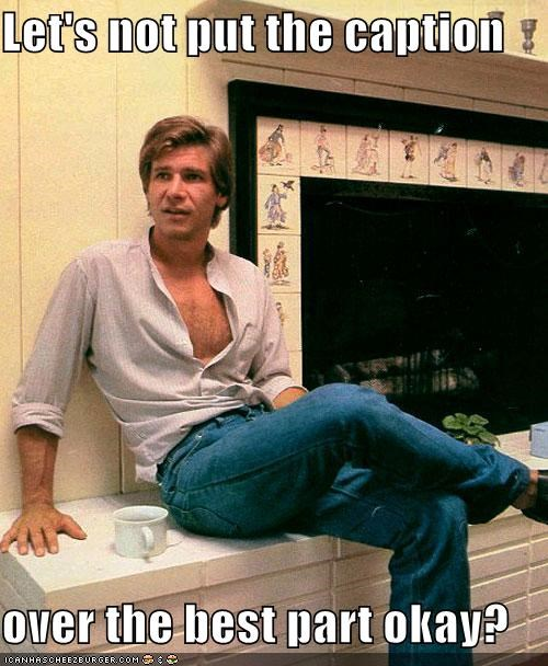 actors captions Harrison Ford self referential sexy - 5318119168