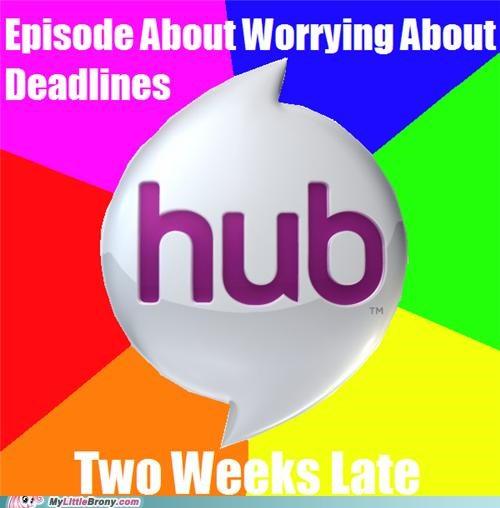 best of week deadlines meme scumbag tardy the hub - 5320598784
