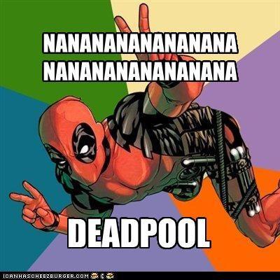 Adam West batman deadpool Super-Lols - 5321232640