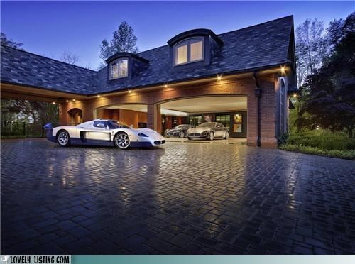garage,luxury