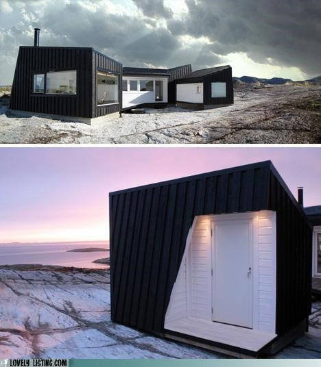 blocky,cabin,Norway