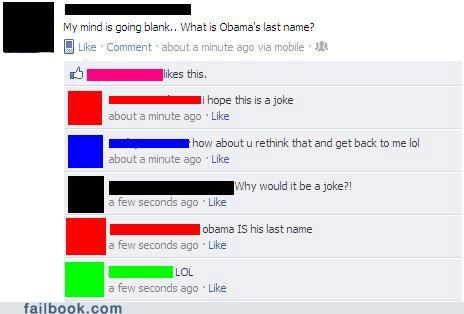 facepalm name obama really - 5321840896