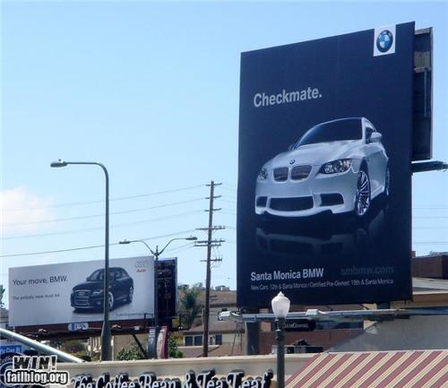 advertisement,audi,billboard,bmw,car,cars,contest
