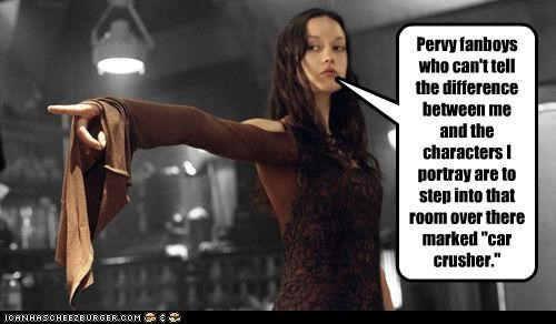 car crusher,fanboys,Firefly,river,summer glau