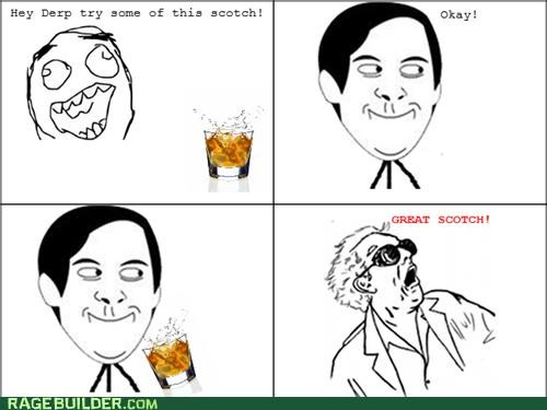 awesome,great scott,Rage Comics,scotch