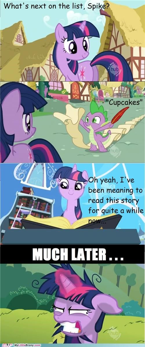 checklist comics crazy twilight cupcakes fanfic spike - 5323107840