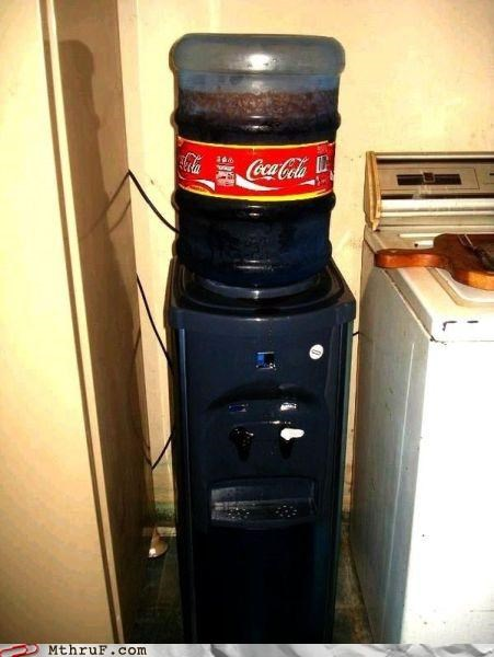 break break room coca cola drink gross soda water cooler - 5323202304