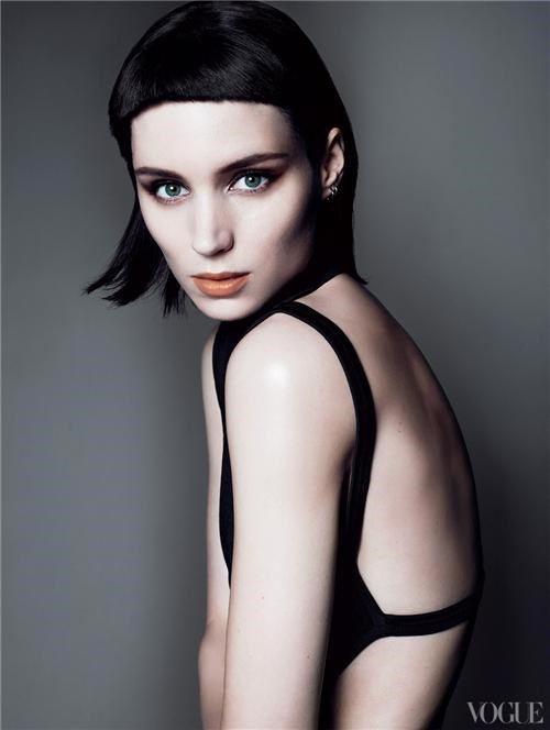 David Fincher,movies,Rooney Mara,The Girl with the Dragon Tattoo
