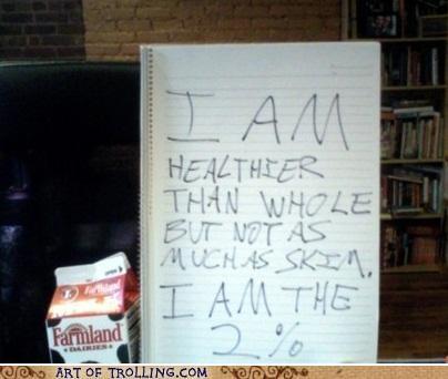 2 IRL milk Occupy Wall Street - 5323371776