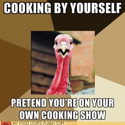 alone,best of the week,cooking,show,Turkey