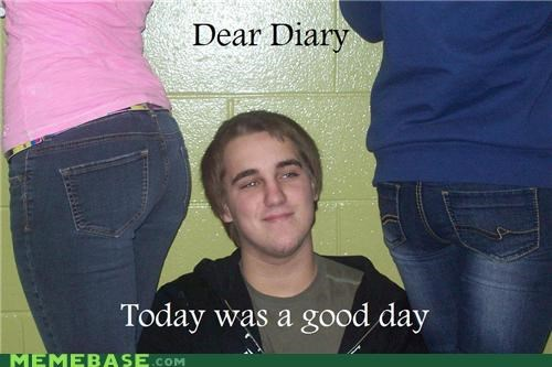 diary,girls,good,kid,Memes,what