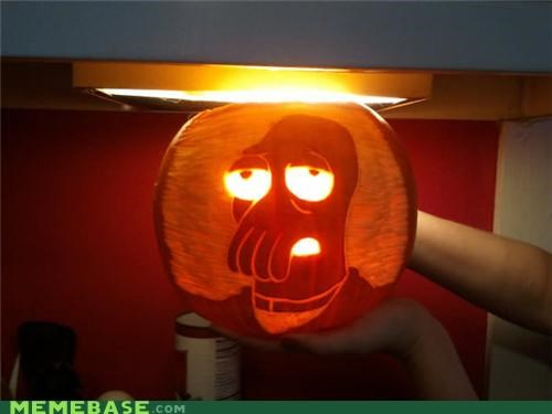 carving furniture lamp light outline Zoidberg - 5323769088