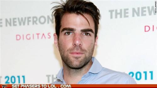 actor announcement gay news Zachary Quinto
