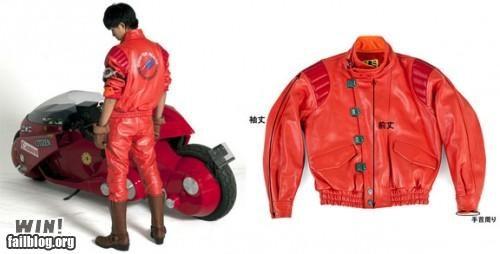 80s Akira anime fashion jacket kanedaaaaaa nerdgasm tetsuoooooo - 5324168960