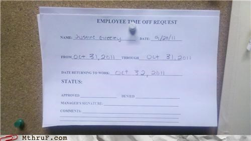 date i quit job quitting request time off - 5324708352
