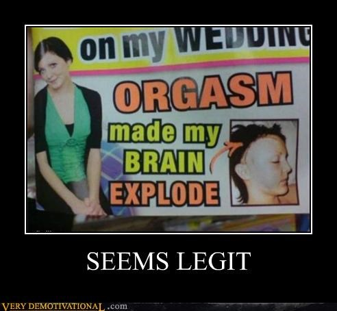 brain explode Hall of Fame hilarious orgasm seems legit - 5325681408